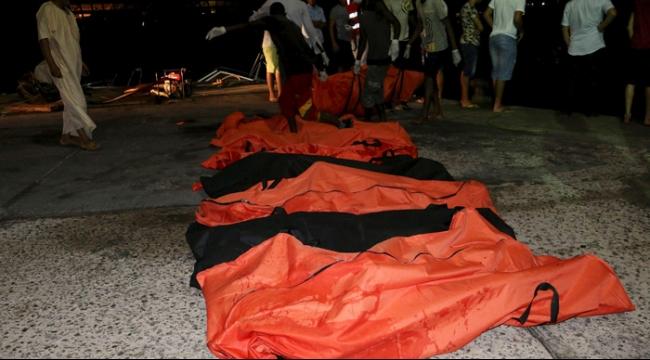 غرق قارب مهاجرين ومخاوف من مصرع 200  مهاجر