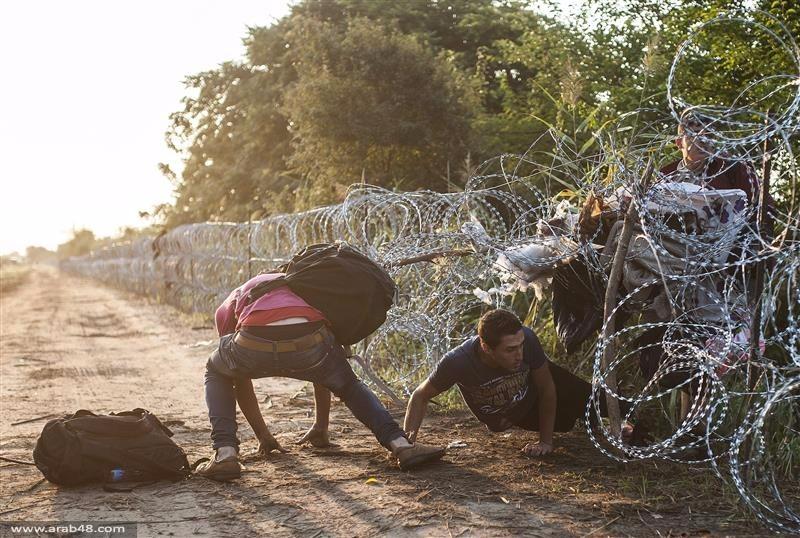 اللاجئون وتجّار البشر: شاحنة جديدة تقل 21 لاجئًا في النمسا