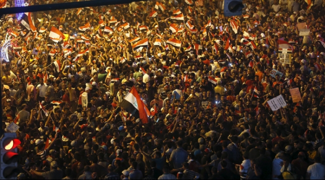 داعش يختطف 200 عراقيا تظاهروا ضده