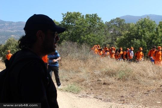 التجمع الوطني ينهي معسكره الكشفي التنظيمي الأول