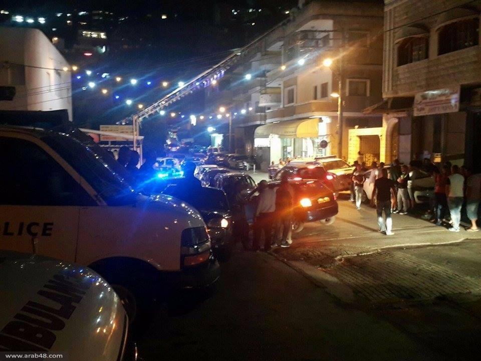 الناصرة: مقتل الشاب تامر حجير بعد إطلاق النار عليه