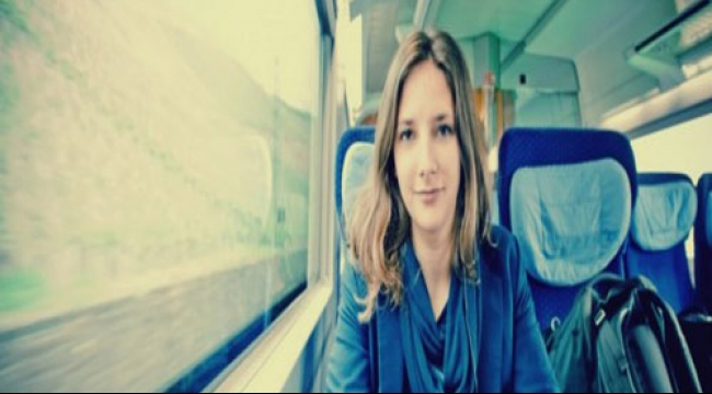 طالبة ألمانية تختار العيش في قطار