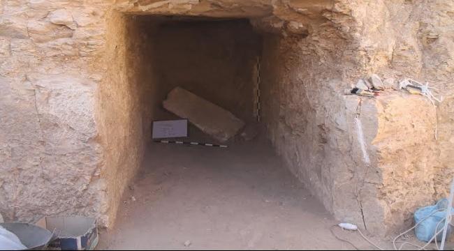 """اكتشاف مقبرة وزير فرعوني داخل مقبرة """"اغتصبها"""" من كاهن"""