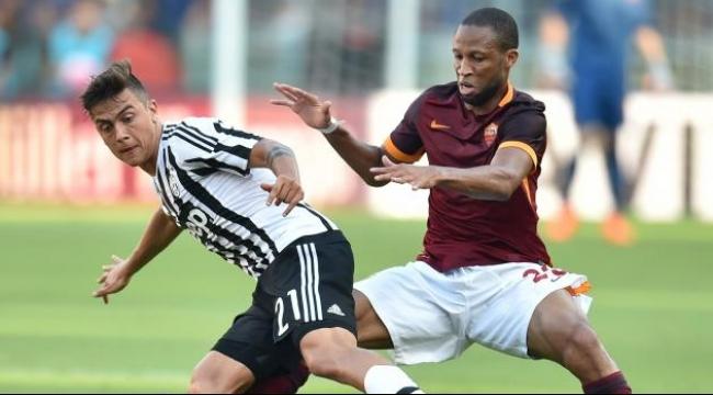 روما يتخطى غريمه يوفنتوس بهدفين مقابل هدف
