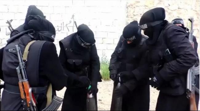 تمديد اعتقال سيدة عربية حاولت الالتحاق بداعش
