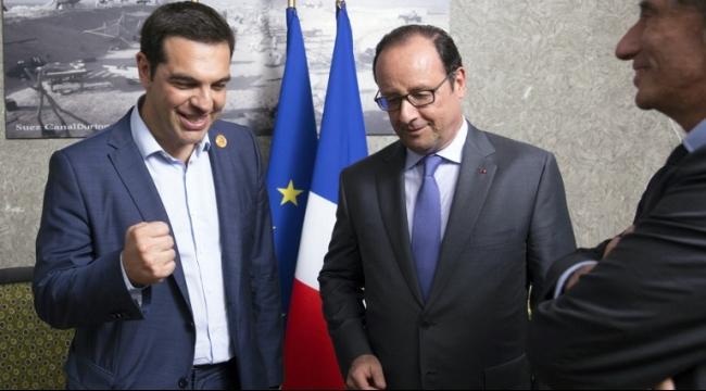 استطلاعان يظهران تقدم حزب سيريزا بفارق بسيط