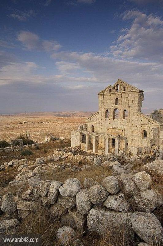 سوريا... الجمال المنسي