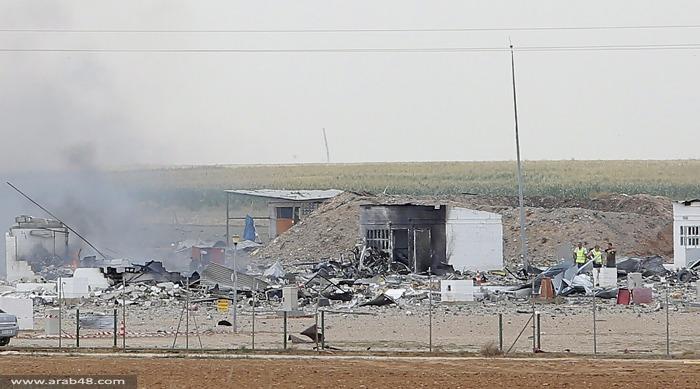 إسبانيا: مصرع 5 في انفجار مصنع ألعاب نارية
