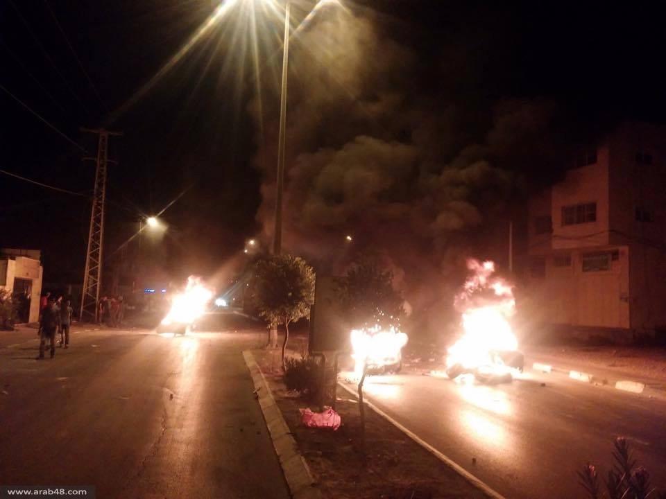 مخيم جنين: مواجهات مع قوات الاحتلال