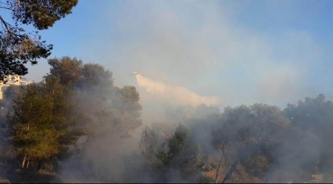 الناصرة: اندلاع حريقين وأضرار مادية