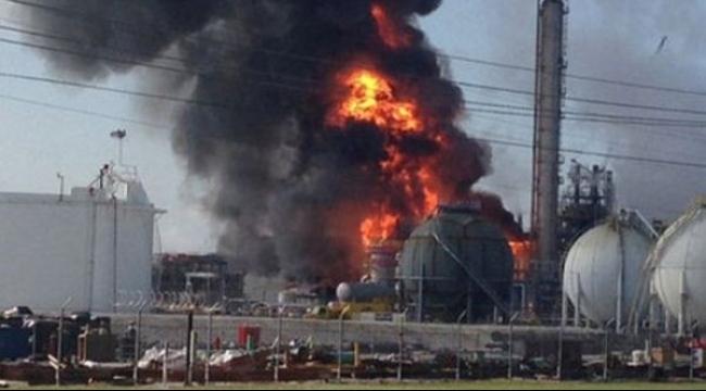 ثانية خلال أسابيع في الصين: انفجار في مصنع للكيماويات