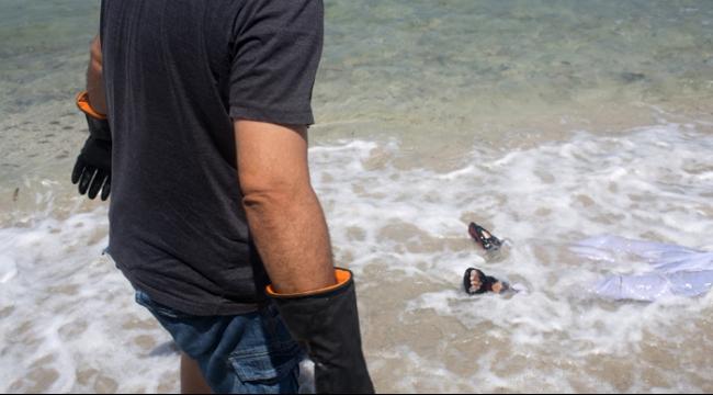 مصرع 37 مهاجرا غرقا قبالة شواطئ ليبيا