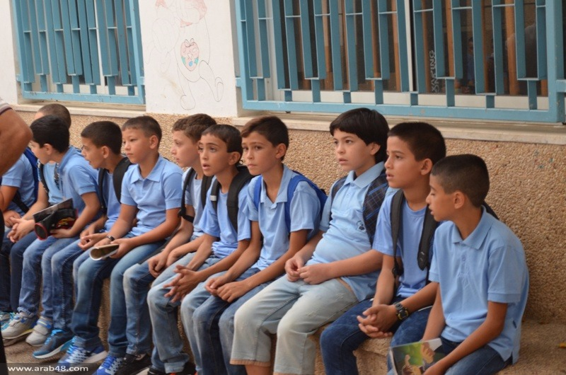 مدارس البعنة ودير الأسد تفتتح السنة الدراسية بانتظام
