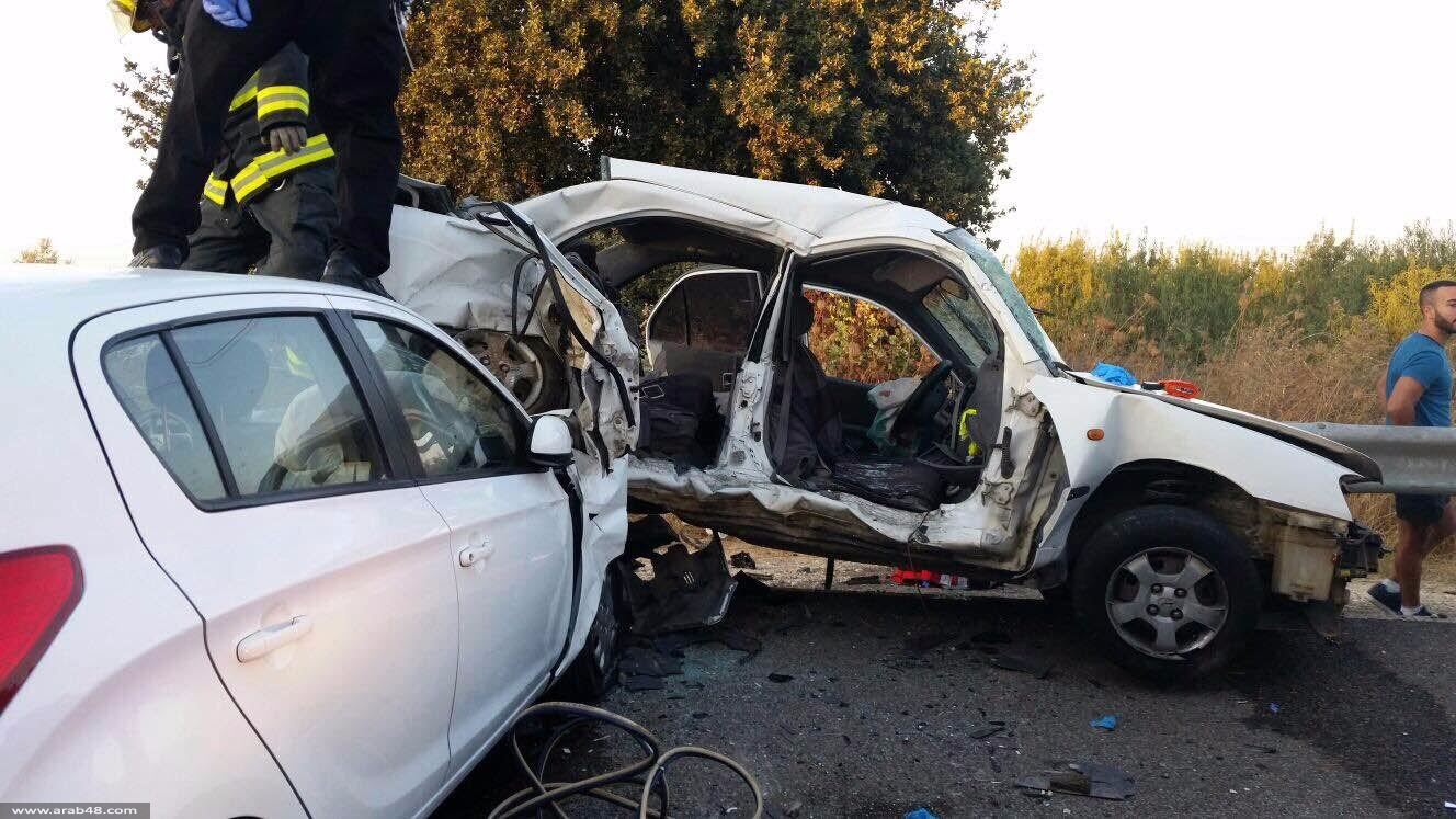 حادث مأساوي: مصرع رنين ورتاج زعامطة من حيفا