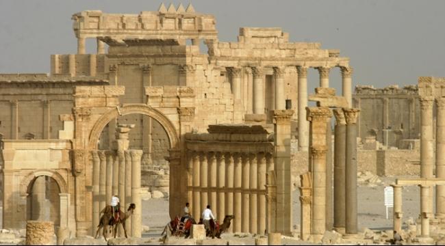 اليونيسكو: تدمير معبد بل جريمة بحق الحضارة الإنسانية