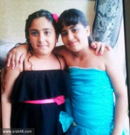 الناصرة: حزن وألم إثر مصرع الشقيقتين رتاج ورنين زعامطة