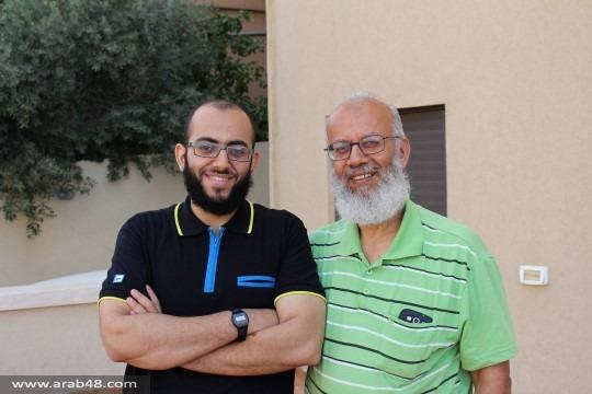 دبورية: أجواء فرح بعد الإفراج عن الأسير ابراهيم اكتيلات