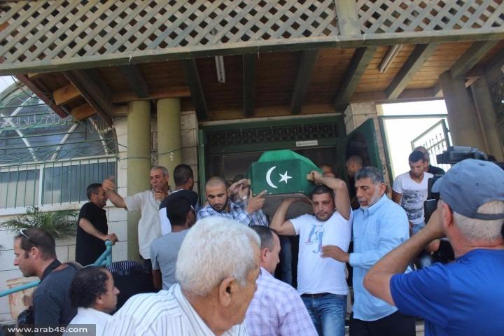 الناصرة: تشييع جثماني الشقيقتين رتاج ورنين زعامطة