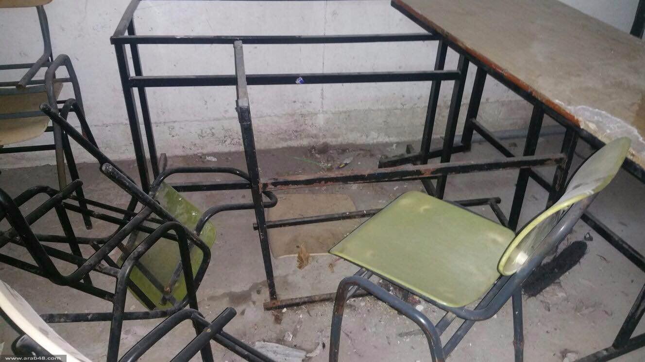 عرعرة: استمرار الإضراب المفتوح في المدرسة الثانوية