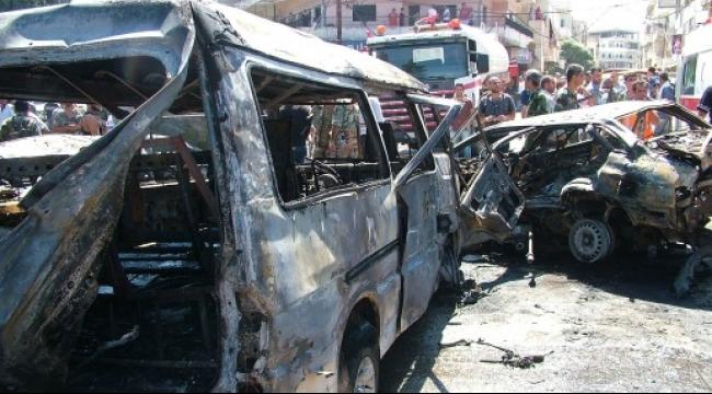 سورية: عشرات القتلى والجرحى في انفجار مفخخة في اللاذقية