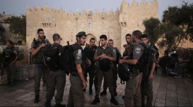 القدس: تعزيزات أمنية وتغيير في أوامر إطلاق النار
