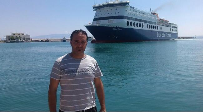 جنون اللاجئين.. سوري يسبح من تركيا إلى اليونان