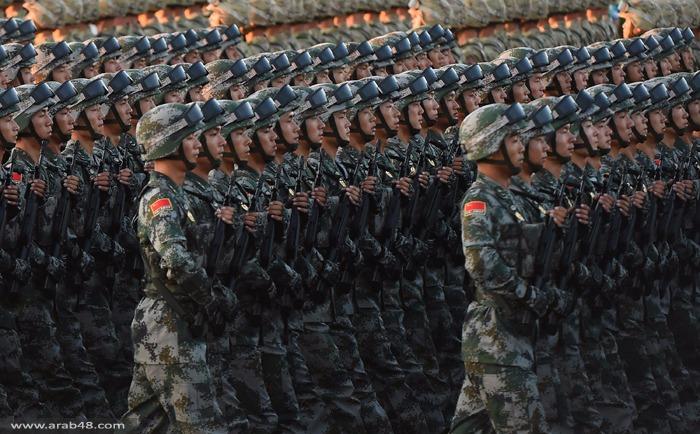الصين تعلن خفض عديد جيشها بـ 300 ألف جندي