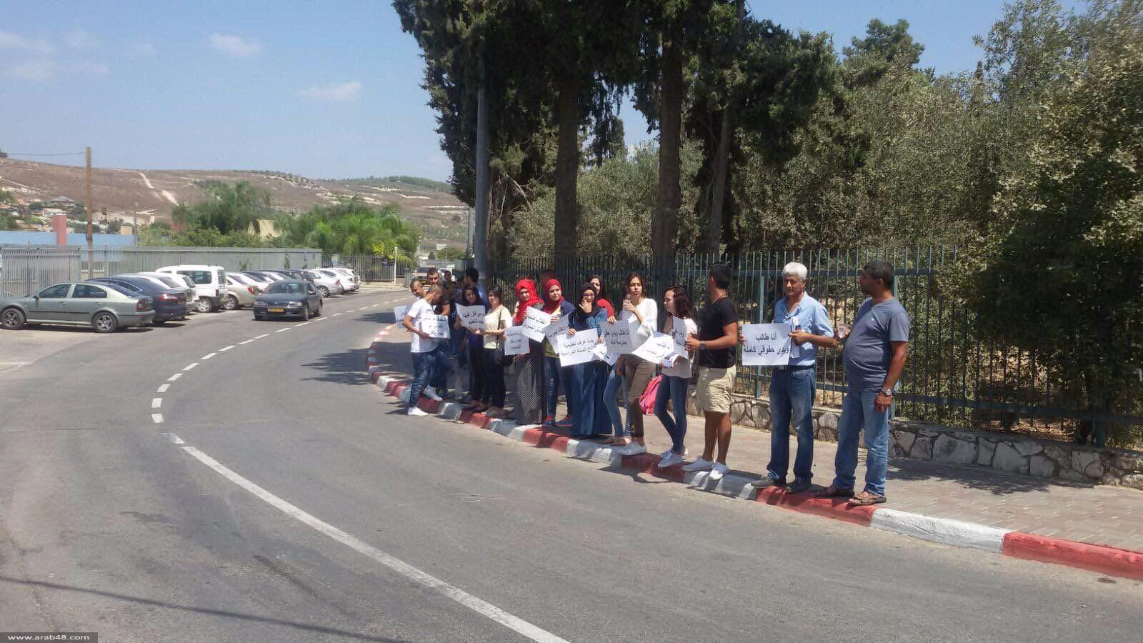 عرعرة: استمرار الإضراب وسجال بين لجنة الأولياء والمجلس