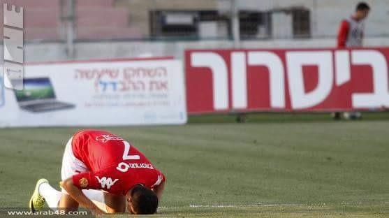 اللاعب سراج نصار ينضم إلى هـ. تل أبيب لـ4 مواسم