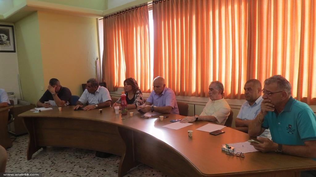 السبت القادم: إضراب جميع المدارس في شفاعمرو