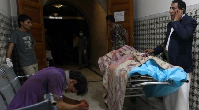 اليمن: 32 قتيلا و92 جريحا بتفجير مسجد في صنعاء