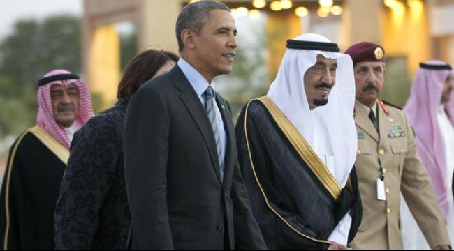 قمة أميركية - سعودية تبحث حربي سوريا واليمن