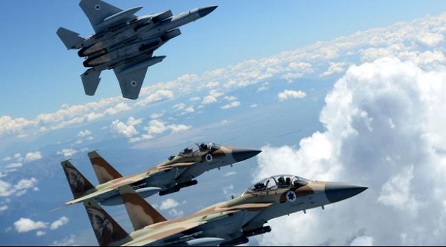 مناورة جوية أميركية إسرائيلية أردنية تحاكي هجوما ضد إيران