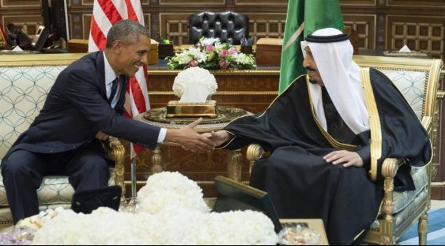 مطالبة أوباما بإثارة قضايا حقوق الإنسان مع ملك السعودية