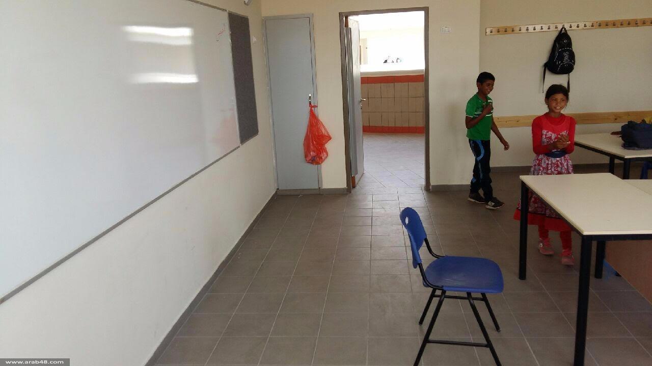 انعدام المستلزمات الأساسية بمدرسة بير هداج وإضراب بكسيفة