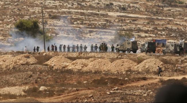 عشرات الإصابات في مواجهات النبي صالح