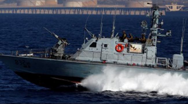 مناورة بحرية إسرائيلية في مضائق تيران