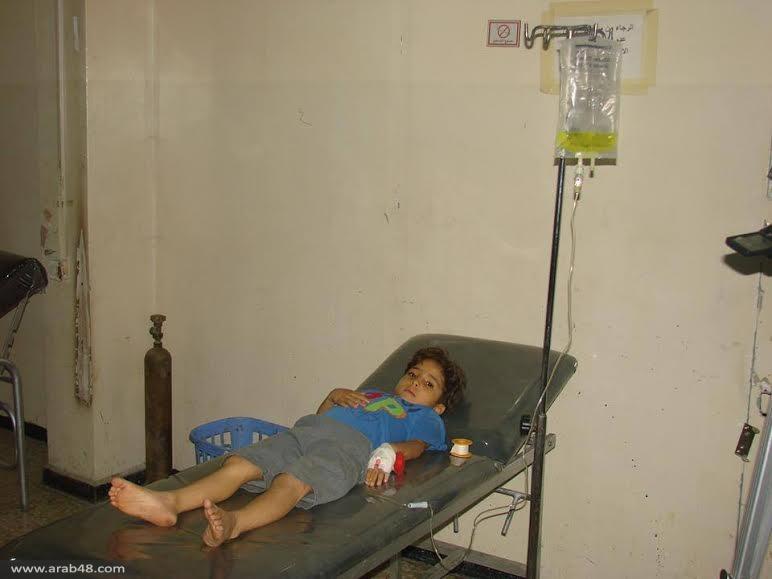 جنوب دمشق: الأمراض الوبائية تفتك بأطفال الحصار