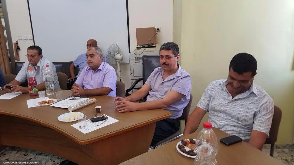 إضراب شامل للمدارس العربية الإثنين