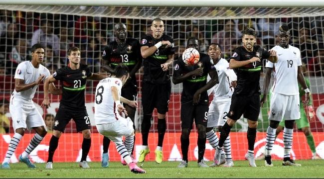 المنتخب الفرنسي يهزم غريمه البرتغالي ودياً