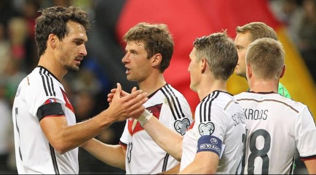 ألمانيا تنتزع الصدارة من بولندا بتصفيات اليورو
