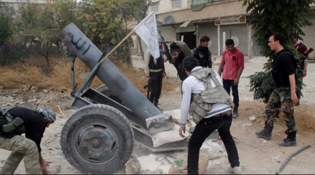 سورية: 47 قتيلا في اشتباكات بين داعش والمعارضة