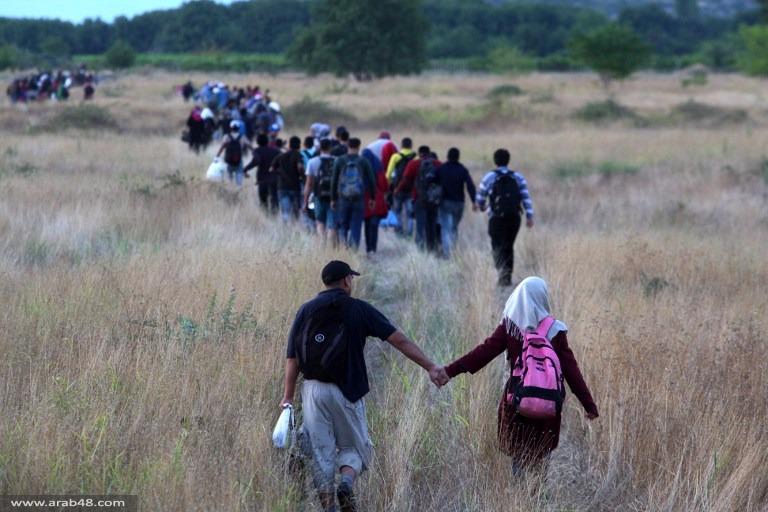 مأساة اللاجئين السوريين في مزاد العنصرية الإسرائيلية