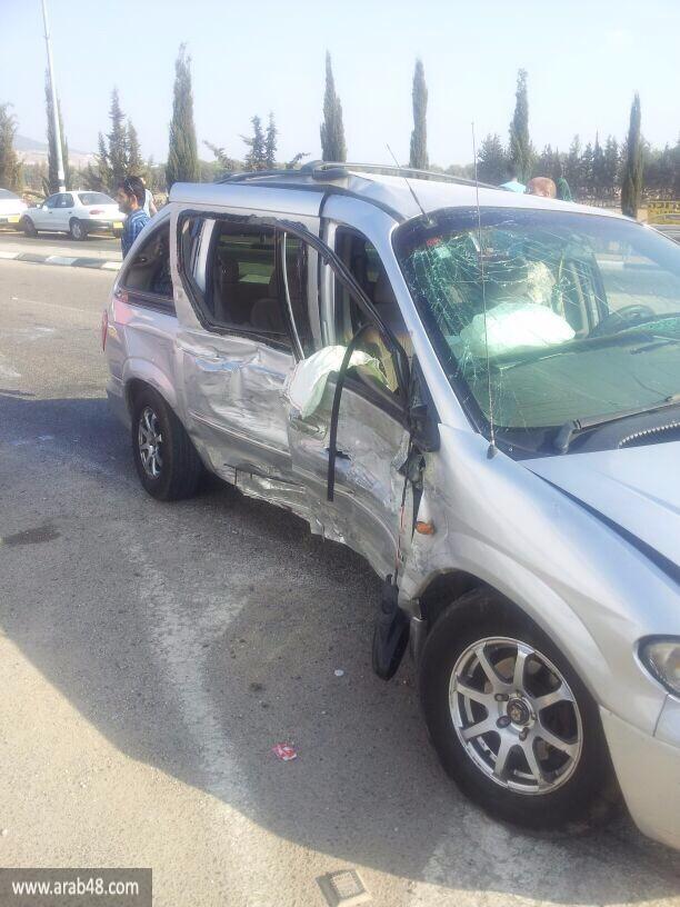 5 إصابات بحادث طرق مروع قرب كابول