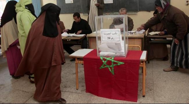 """""""العدالة والتنمية"""" أبرز المستفيدين في الانتخابات المغربية"""