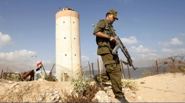غزة: دعوات لمصر لوقف إنشاء برك مياه مالحة على الحدود مع القطاع