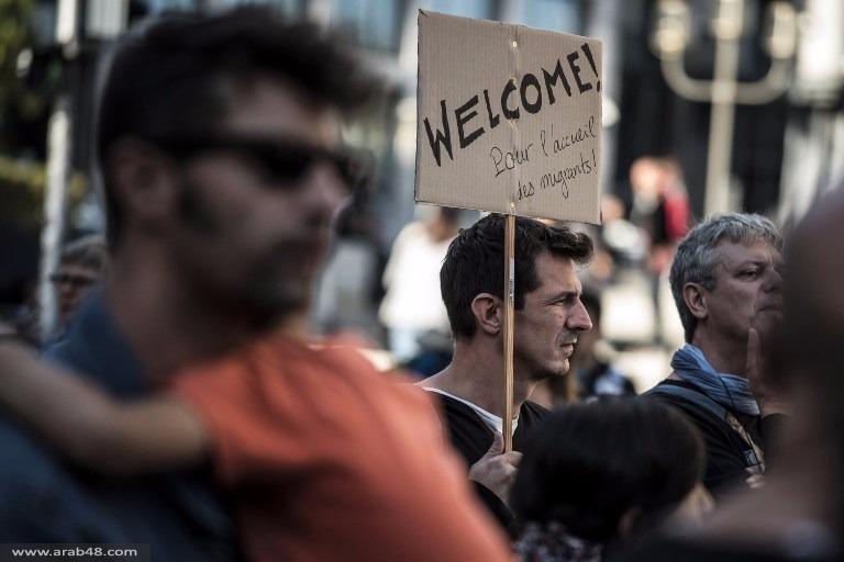 2500 لاجئ يصلون ألمانيا اليوم وضغوطات على أستراليا لاستقبال المزيد