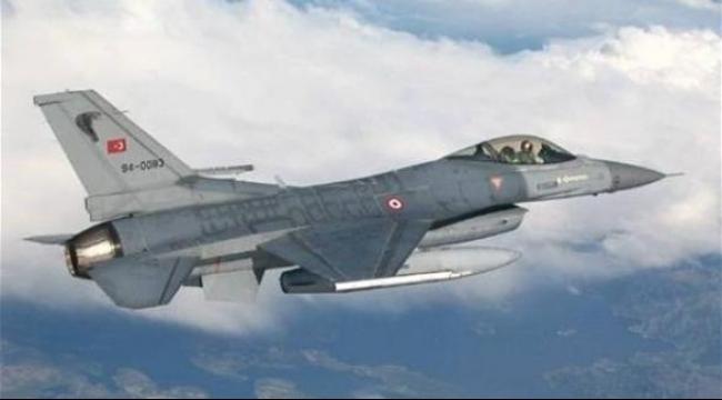 طائرات تركية تقصف أهدافا لحزب العمال الكردستاني