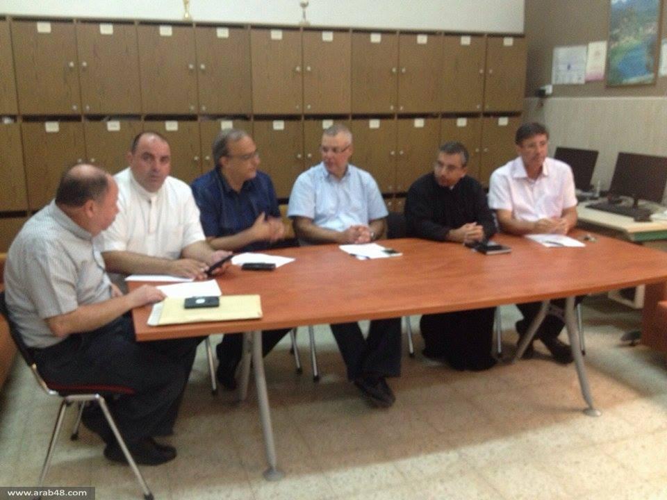 الناصرة: المدارس الأهليّة تقرر تصعيد احتجاجاتها