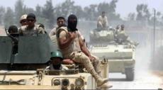 """مصر: الجيش يبدأ عملية واسعة بسيناء ومقتل 29 من """"داعش"""""""